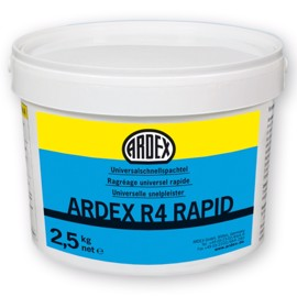 Universal Snabbspackel, Ardex R4 Rapid.
